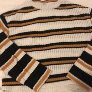 top shop long sleeve sweater